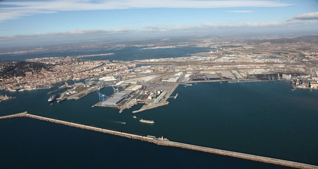 Port of Sète
